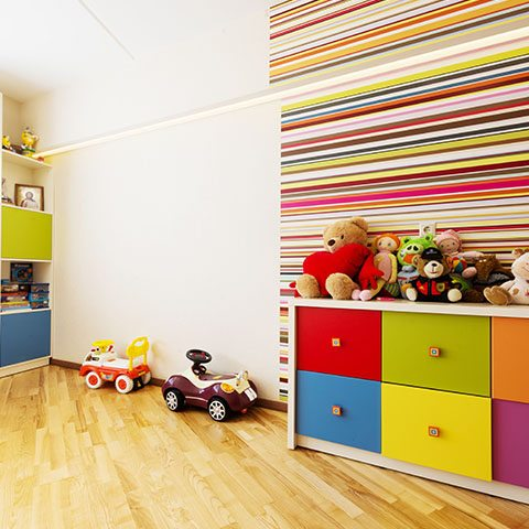 How I Decorate My Autistic Son's Room