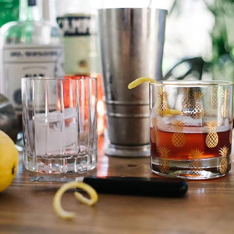 The Perfect Barware Essentials to Help Dad Relax
