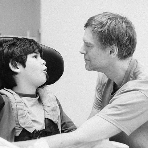 A Note To Fathers Of Children With Special Needs