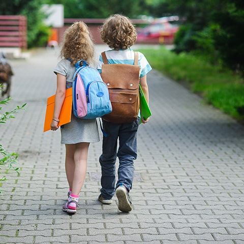 Homework for Parents to Ease the Transition Back to School