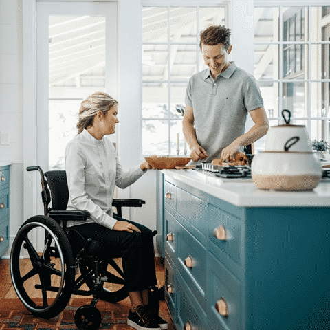 Life Unexpected: Maggie McClellan for 'Tommy Adaptive'