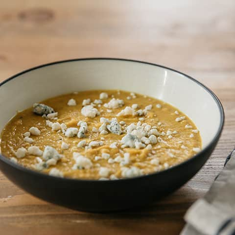 Try This Butternut Squash Purée Soup
